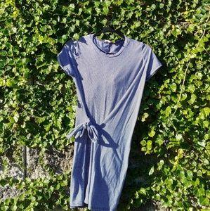Rolla Costa size small striped dress
